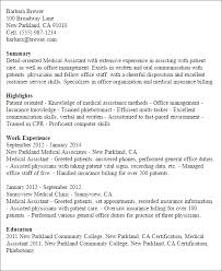 professional medical assistant templates to showcase your talent    resume templates  medical assistant