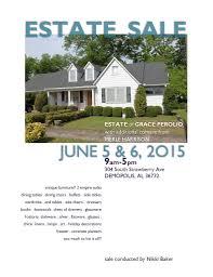 estate 5th 6th estate flyer