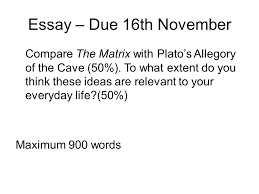 plato essay the allegory of the cave   plato   youtube  see plato allegory of
