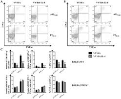 Reduced Interleukin-4 Receptor α Expression on CD8+ T Cells ...