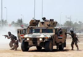 العراق يبدء هجوما على تنظيم الدولة الاسلامية شمالي البلاد