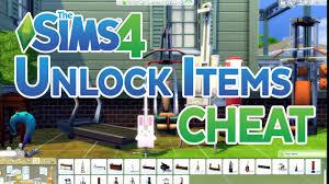 the sims cheat unlock all career locked items in build mode the sims 4 cheat unlock all career locked items in build mode