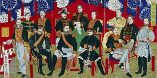 kiki ryland s history blog before the meiji restoration the samurai s wore traditional armor but then the meiji restoration they switched to military uniforms
