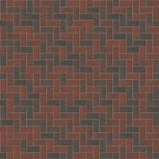 charcoal holland paver patio