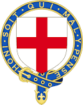 King Edward the Third, Motto of the order of the Garter