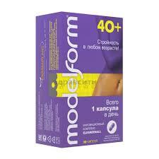 <b>Модельформ 40</b>+ капсулы 30 шт. купить по низким ценам ...
