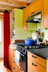 Small Picture Tiny House Living Cooking in a Tiny House Kitchen