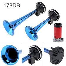 ePathChina Air Horn Super Loud Dual Tone Set ... - Amazon.com