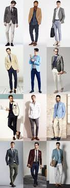 men s style advice for job interviews fashionbeans men s coloured separates outfit inspiration lookbook