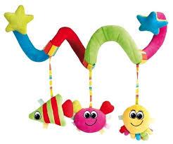 Подвесная <b>игрушка Canpol Babies Мягкая</b> спираль (68/013 ...