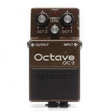 Boss OC-2 <b>Octave</b> Japan