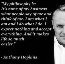 Anthony Hopkins. | Quotes | Pinterest