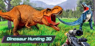 Dinosaurs Hunting <b>3D</b> - Animal shooting Simulator - Apps on ...