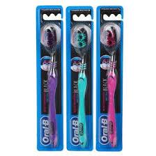 <b>Зубная щетка Oral</b>-<b>B</b> Neon Fresh Black «<b>Всесторонняя</b> чистка ...