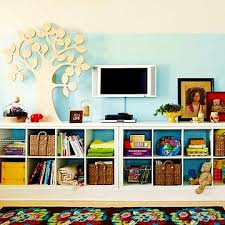 storage solutions living room: