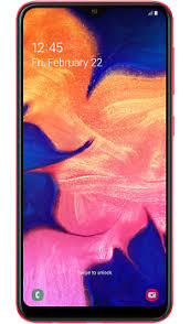 Купить <b>Смартфон Samsung Galaxy A10</b> Красный по выгодной ...