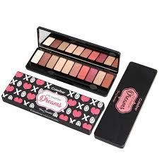 <b>Eye Shadow Palette Make Up</b> Shimmer Matte Mermaid Chocolates ...