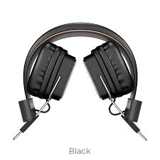 <b>hoco</b>. <b>W20 Gleeful</b> wireless and wired headphones