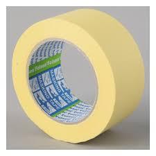 <b>Малярная лента Folsen</b>, жёлтая, 60°C, 50мм x 50м — купить в ...