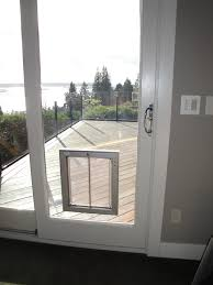 patio sliding glass doors measuring for the correct pet door size