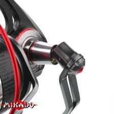 <b>Катушка</b> безынерционная <b>Mikado FRONT LINE</b> 4008 FD (7+1 ...