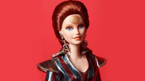 Barbie gets a <b>David Bowie</b> makeover, becomes <b>Ziggy</b> Stardust ...