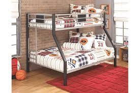 dinsmore twinfull bunk bed ashley unique furniture bunk beds