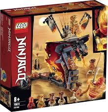 <b>Конструктор LEGO NINJAGO 70674</b> Огненный кинжал