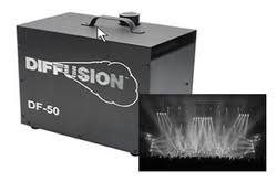 diffusion hazer stage lights bright special lighting sa