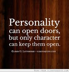 Image result for personality quotes