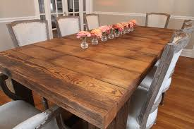 barn kitchen table barnwood dining table in dining room traditional with barnwood table barn wood