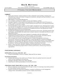release management resume s management lewesmr sample resume incident management resume sle change resumes