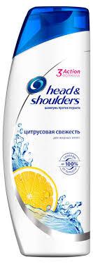 Купить <b>Шампунь против перхоти</b> Head&Shoulders Цитрусовая ...