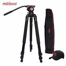 <b>miliboo MTT701A Portable Aluminium</b> tripod for Professional ...