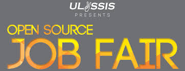 ulyssis open source job fair ulyssis presents the ulyssis open source job fair unique foss job opportunities 22