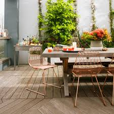 deck dining table image
