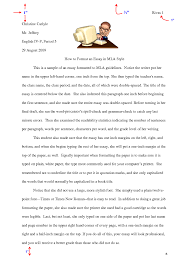 mla formatting for essays mla format essay example x cover letter gallery of mla format for essays