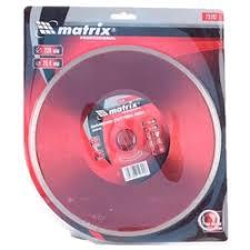 Купить диски отрезные <b>matrix</b> недорого в интернет-магазине на ...