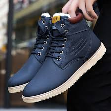 top 9 most popular new <b>fashion snow boots</b> for <b>men</b> winter shoes ...