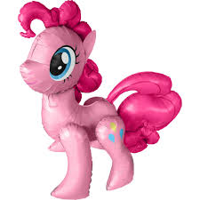 My Little Pony <b>Pinkie Pie</b> AirWalkers 45 x 47in | Airwalkers ...