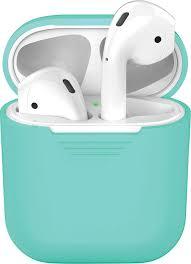 <b>Чехол Deppa для</b> AirPods, Mint — купить в интернет-магазине ...