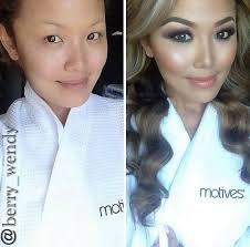 asian make up transformation o before and after makeup dramatic make up you insane pictures mac