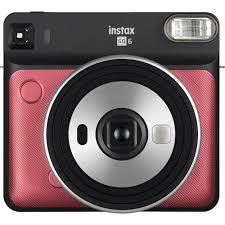 ≡ <b>Фотоаппарат FUJIFILM Instax SQUARE</b> SQ 6 RUBY RED EX ...