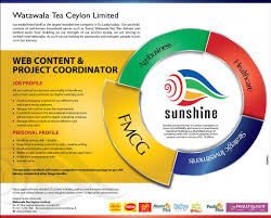 watawala tea ceylon limited linkedin web content project coordinator jpg