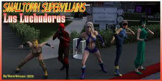 smalltown superheroes concept study pg rated club atlas las luchadoras 001 by thomvinson dar4njk