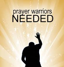 Poster for Prayer Warriors