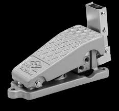 Foot Pedal <b>Type 5 Port</b> Mechanical Valve