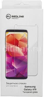 Купить <b>Защитное стекло</b> для экрана <b>REDLINE</b> для <b>Samsung</b> ...