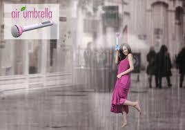 NEXT China Disrupts the <b>Rain Gear</b> Industry with the 'Air <b>Umbrella</b>'