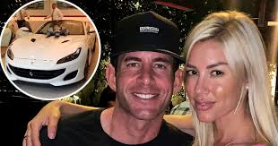 Tarek El Moussa Buys Heather Rae Young a Ferrari for Her Birthday